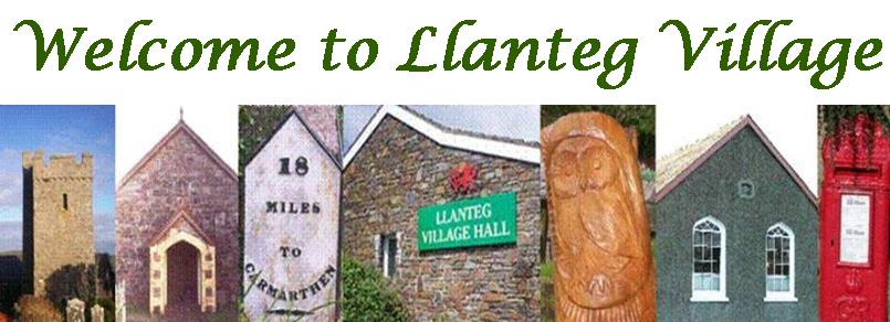 The Official Llanteg Website