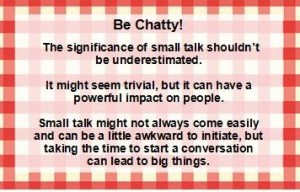 chatty quotesmall